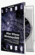 After Effects Workshop-DVD - Basics & Tricks - Video-Training