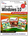 Windows 10 Praxiskurse - Sparpaket (3 Video-Trainings in einem) (DOWNLOAD)