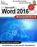 Word 2016 Kompaktkurs - Video-Training (DOWNLOAD)