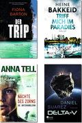 Thriller-Paket (4 Bücher)