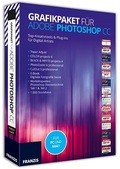 Grafikpaket für Adobe® Photoshop® CC - Top-Kreativtools & Plug-ins