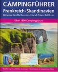 Campingführer - Frankreich - Skandinavien