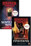 Stranger Things - Prequel Buchpaket (2 Bücher)