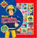 Feuerwehrman Sam Mein Adventskalender: Mit 24 Büchlein in Kalender-Box