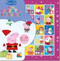 PeppaPig Mein Adventskalender: Mit 24 Büchlein in Kalender-Box