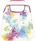 Shopper Farbkleckse - Faltbare Einkaufstasche