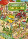 Mein großes Wimmelbuch - Bauernhof