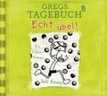 Gregs Tagebuch 8 - Echt übel! (Hörspiel)