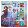 Disney Die Eiskönigin II -Mein Adventskalender: Mit 24 Büchlein in Kalender-Box