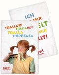 Pippi Langstrumpf - Küchentücher (2 Stück)