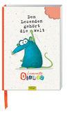 Leseratte Otilie - Notizbuch