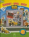 Magnet Spiel Buch - Bob der Baumeister (Mit magnetischen Seiten und 16 Magneten)