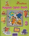 Magnet Spiel Buch - Die Maus (Mit magnetischen Seiten und 16 Magneten)