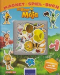 Magnet Spiel Buch - Die Biene Maja (Mit magnetischen Seiten und 16 Magneten)