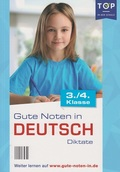 Gute Noten in Deutsch - Diktate (3./4. Klasse)