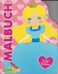 Prinzessin - Malbuch