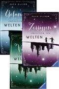 Zwischen den Welten - Die komplette Trilogie (3 Bücher)