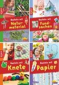 Pixi kreativ Paket - Basteln mit Kindern (4 Pixi-Hefte)