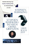 Stephen Hawking - Buchpaket (3 Bücher)