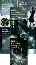 Babylon Berlin - Krimi Buchpaket (6 Bücher)