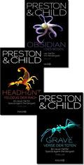 Preston & Child - Krimi-Buchpaket (3 Bücher)