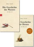 Die Geschichte der Bienen & Die Geschichte des Wassers - Buchpaket (2 Bücher)