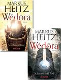 Wedora, Die Sandmeer-Chroniken - Die komplette Saga (2 Bücher)