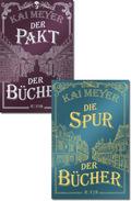 Die Spur der Bücher + Der Pakt der Bücher (2 Bücher)