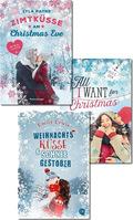 Weihnachten Love-Storys - Buchpaket (3 Bücher)