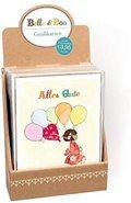 Grußkarten Paket - Motiv Belle & Boo (20 Stück)