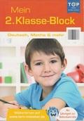 Mein 2. Klasse-Block - Deutsch, Mathe & mehr - Lernblock