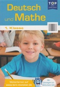 Deutsch und Mathe - 1. Klasse - Lernblock