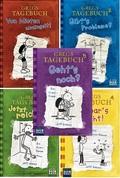 Gregs Tagebuch Buchpaket (Band 1-5)