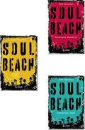Soul Beach - Die komplette Trilogie (3 Bücher)