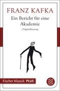 Ein Bericht für eine Akademie (eBook, ePUB)