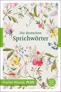 Die deutschen Sprichwörter (eBook, ePUB)
