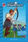 Helden-Abenteuer: Die drei Musketiere - Einer für alle, alle für einen (eBook, ePUB)