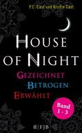 »House of Night« Paket 1 (Band 1-3) (eBook, ePUB)