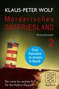 Mörderisches Ostfriesland II (Bd. 4-6) (eBook, ePUB)