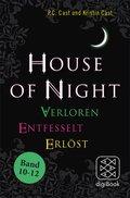 »House of Night« Paket 4 (Band 10-12) (eBook, ePUB)