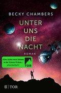 Unter uns die Nacht (eBook, ePUB)