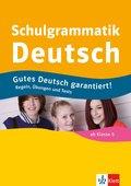 Klett Schulgrammatik Deutsch ab Klasse 5 (eBook, )