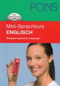 PONS Mini-Sprachkurs Englisch (mit Mini-MP3-CD)