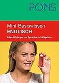 PONS Mini-Basiswissen Englisch - Für Anfänger und Wiedereinsteiger