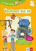 Die Mathe-Helden - Rechnen bis 20, 1. Klasse