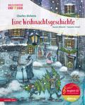 Charles Dickens - Eine Weihnachtsgeschichte, m. Audio-CD