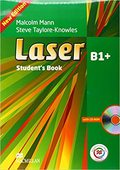 LaserB1+ Student's Book & CD-ROM