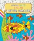 Malen nach Zahlen - Unter Wasser