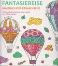 Fantasiereise - Malbuch für Erwachsene