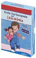 Leon & Lotta (Kinderspiel), Erste Kartenspiele